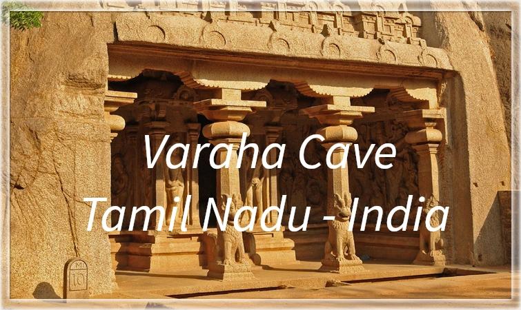 Varaha Cave Temple is a rock-cut cave temple located at Mamallapuram in Tamil Nadu #India Photo courtesy-MyTrip #VarahaCave #TamilNadu #travel_journey #traveljourney #naturelover #travellover #travelseeker #blessedworld  #travelling #lovetravel #borntotrave #naturebeauty #travel https://t.co/ZA2eLEdeVX
