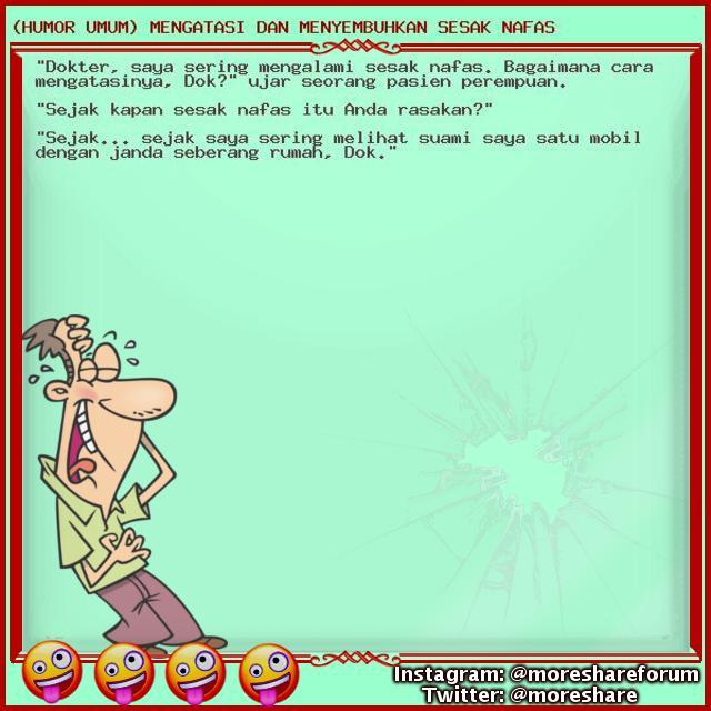 (HUMOR UMUM) MENGATASI DAN MENYEMBUHKAN SESAK NAFAS - UPDATE TIAP HARI!!! Jangan kelewatan!!! lumayan dari pada lumanyun buat ngilangin BETE!!! wkwkwkwkw Follow us - #humorumum #cerita #lucuumum #humor #humor #lucu #humorgokil #koleksihumor #kumpulanhumor #humor #indonesia #cerit https://t.co/Q5T9FvO2QF