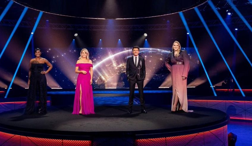 Edsilia Rombley, Chantal Janzen, Jan Smit y NikkieTutorials presentaran Roterdam 2021 https://t.co/FFNEljyis2 #Eurovision #OpenUp #esc2021 https://t.co/33rhkdmMe7
