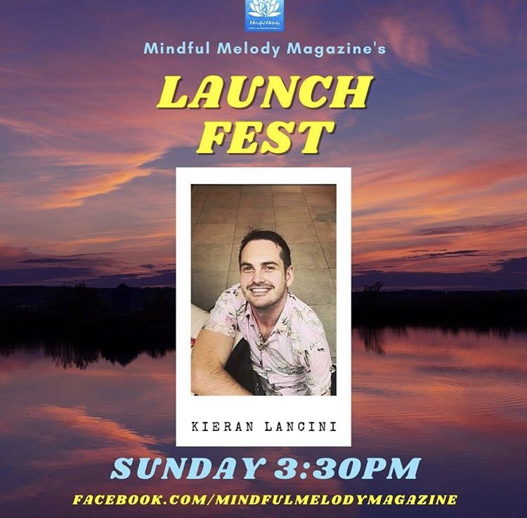 Am very excited about this. Tune in tomorrow at 3.30pm for a bit of a sing-song! #mindfulmelody #singer #singersongwriter #country #countrymusic #kieranlancini https://t.co/1MTI7U4r5U