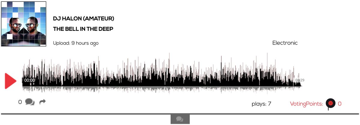 Hear DJ Halon (Amateur) - The Bell In The Deep #electronicmusic #Norway https://t.co/M5jIzVy4bt #Berlin #music #artists #djs #bands #events #voting #indiemusic #singersongwriter #Entrepreneurship #community #news #vc #startup https://t.co/dqF7bVvPwo