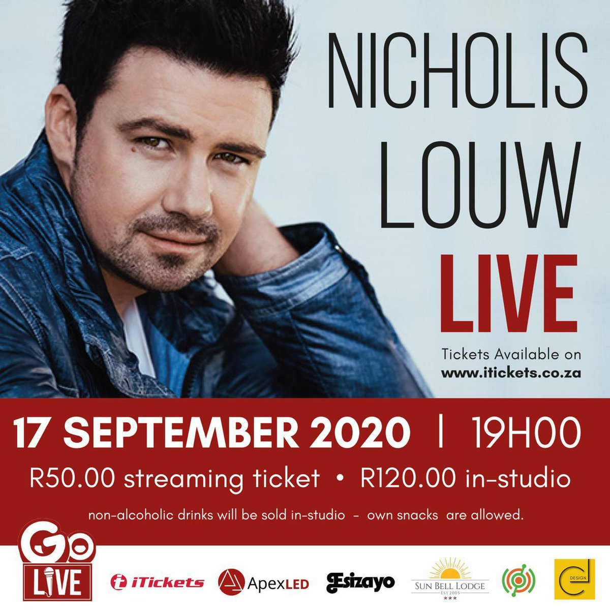 #TeamBlixem streamed two great shows for Go Live Concerts!  Check it out, you can still buy tickets and view online! @iTicketsSA https://t.co/dm8rmYxvbN