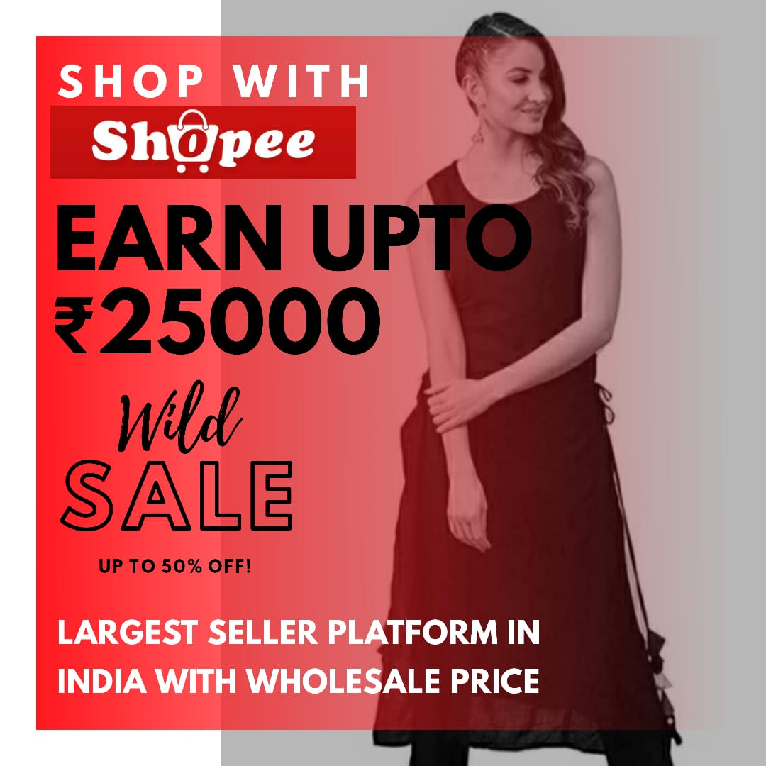 Want to enjoy primacy of latest top selling brands with best offers so join our family of SHOPEE - largest seller platform in India with wholesale prices. To know more about it  https://t.co/R0I0z6eWKL #fashion #style #love #instagood #like #photography #photooftheday #beautiful https://t.co/RAHHWnff8N