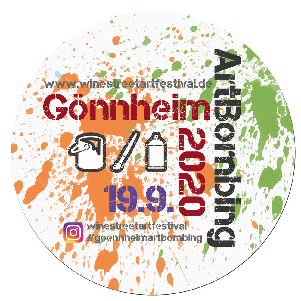 test Twitter Media - Join us TODAY for the second #artbombing. Starting at 1pm in #goennheim Details at https://t.co/yZZ4db7QSt https://t.co/4HxQgoJU3s