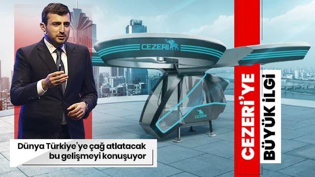 Dünya basını Türkiye'yi konuşuyor... Testleri baraşıyla geçen CEZERİ dünya basınında https://t.co/CTN3ZSGG5I https://t.co/JdBOQdeUmt
