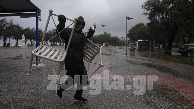 Ο Μεσογειακός Κυκλώνας «Ιανός», που κινήθηκε προς τη χώρα μας, εμφανίζει στο κέντρο του ένα «μάτι» -δηλαδή... κακοκαιρία Ιανός ΔΙΑΒΑΣΤΕ ΕΔΩ >> https://t.co/kRrKrZ8X6K https://t.co/vRTQWBEd3S