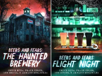 Beers and Fears - 2 book series by Tim Meyer, Chuck Buda, Frank Edler & Armand Rosamilia  https://t.co/ifCkAjQF9b   via @timmmeyer11 @cebuda @NJMetal @ArmandAuthor  #horror #bookrecommendations https://t.co/MLQCilhzAo