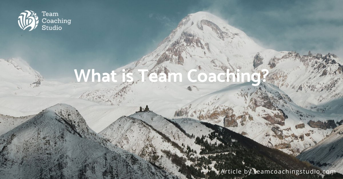 What is Team Coaching? https://t.co/MRTKO6kPqu #TeamCoaching #GroupCoaching #Coaching #TeamCoach https://t.co/3r6uolHaBi