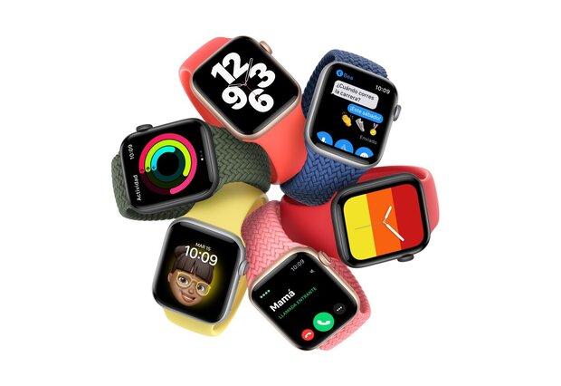 🟩  Apple Watch SE: con amplia pantalla para ver más en un vistazo https://t.co/xWacemAYOF https://t.co/XDp8TL60bn