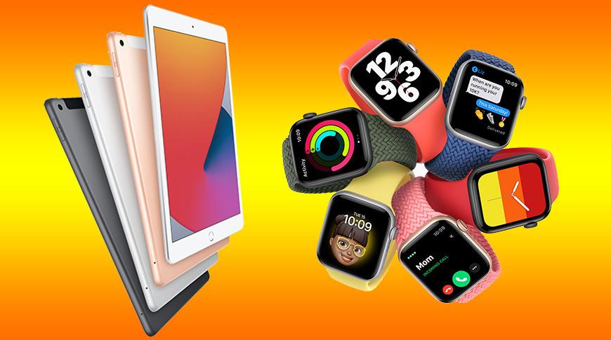 Apple Watch Series 6, SE, 2020 iPad: Where to get the best deals https://t.co/7U4Wl8qaEL