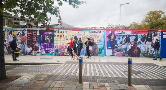 Cork is bursting with street art colour.  Be sure to stop and enjoy!    https://t.co/ygTotBg7P9 https://t.co/MCOvvp4S3c