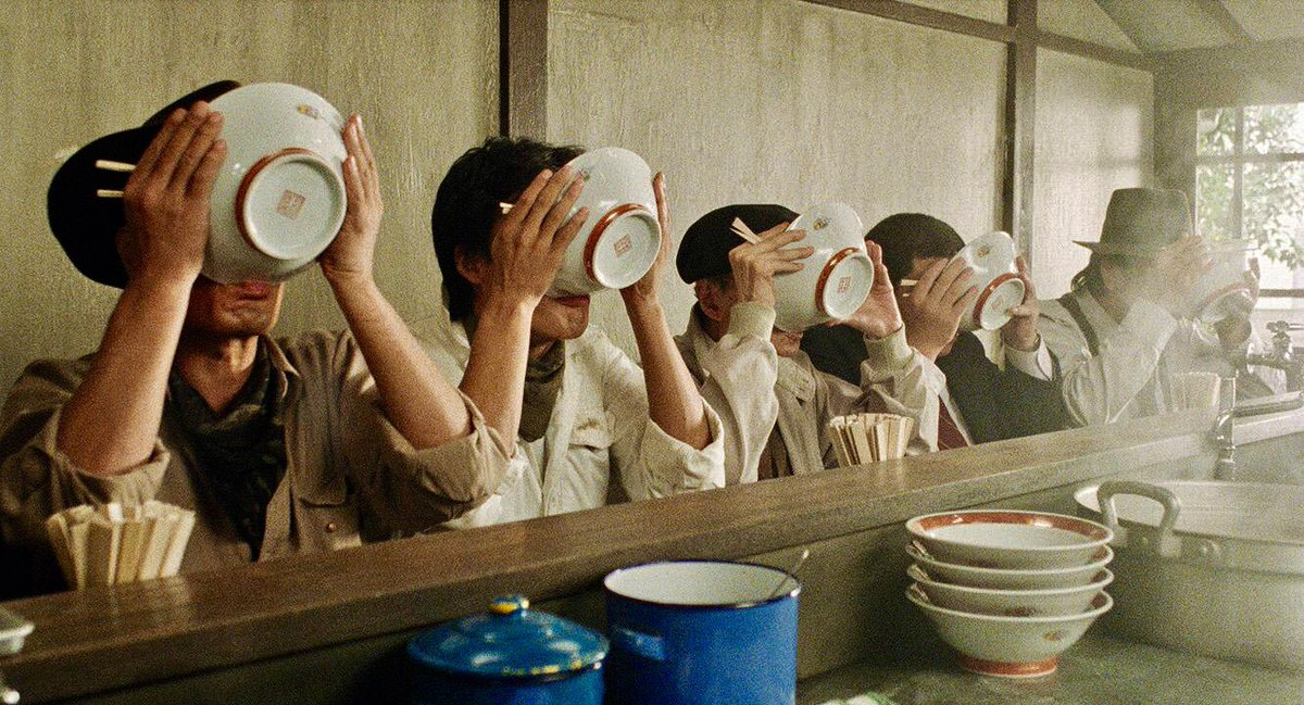 Tampopo (タンポポ) 1985, Juzo Itami. https://t.co/IsuXWaRkTQ