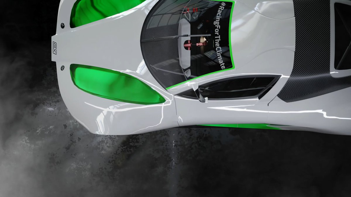 Have a great green weekend!  #RacingForTheClimate https://t.co/dbDqzph5KU