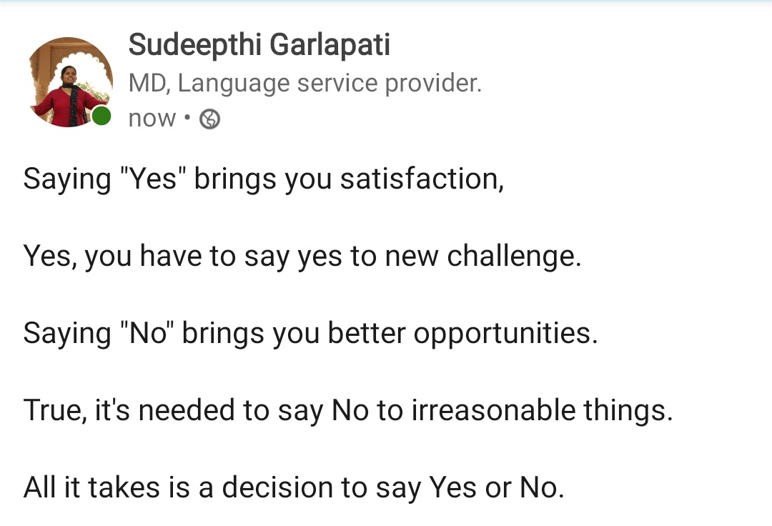 #YES #no #satisfaction #challenge #goals #lifestyle #management #leadership #irreasonable #king #translations #opportunity #say #live #success https://t.co/4vu4LNKEcV