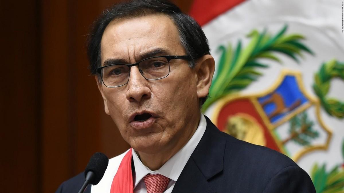 Perú: Presidente Vizcarra se salva de destitución en juicio político librado en el Congreso  Ver Noticia https://t.co/ldaksEEWSY  🔔Inscríbete a nuestro servicio personalizado de #Noticias por #Whatsapp 👉 https://t.co/bwXeZVacax https://t.co/I7IUT6rYMW