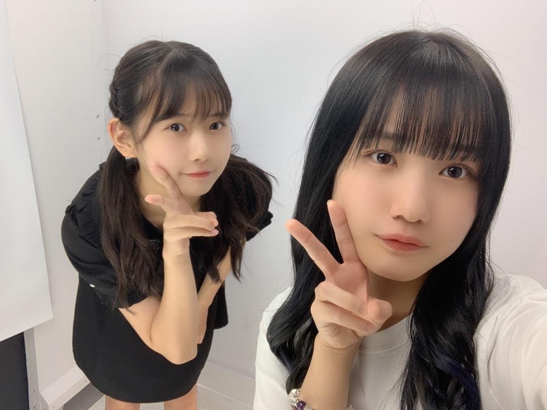 【13期14期 Blog】 ほまれと 横山玲奈:…  #morningmusume20 #ハロプロ