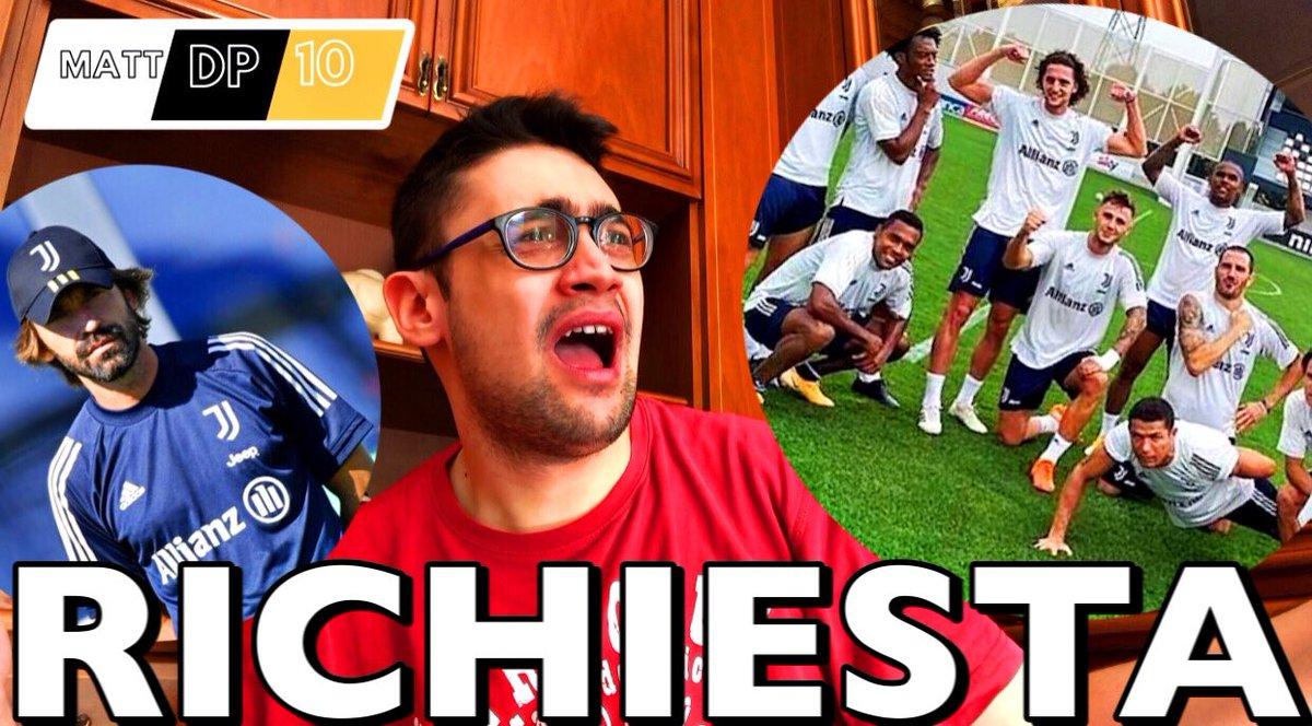 [ATTENZIONE!!!] | LA RICHIESTA DI PIRLO AGLI ATTACCANTI DELLA JUVENTUS: ... https://t.co/pZ2BVLTZF9   #Ronaldo #Juventus #Paratici #Marotta #ForzaJuventus #Dybala #Guardiola #Sarri #Chiellini #CR7 #Championsleague #Agnelli #DelPiero #Buffon #Pirlo #Pogba #Raiola https://t.co/p9QLPBW4XP