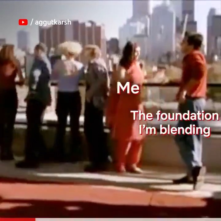 Foundation blending goals