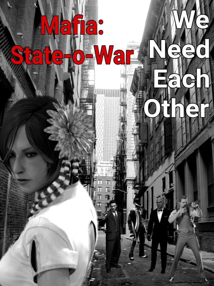 #Mafia_State_o_War, soon on our official Facebook marketplace and websites. No #trust among #theives. https://t.co/yGlikekolY