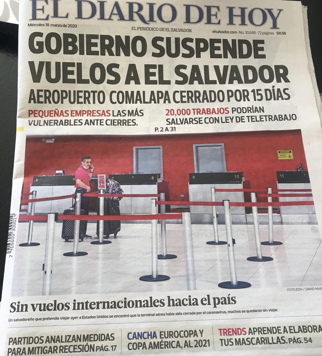 Aeropuerto Internacional de El Salvador reinicia operaciones comerciales tras 6 meses cerrado✈️ #SAL #MSLP AIES-SOARG 🙏🏻 San Luis Talpa #LaPaz #Comalapa🇸🇻 https://t.co/EXEa2g8s4a