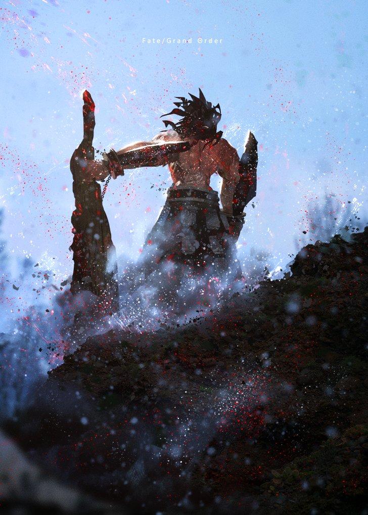 Fate/Grand Orderヘラクレス#FGO #FGO5周年