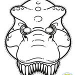 Image for the Tweet beginning: ROOAARR, ich bin ein T-Rex!