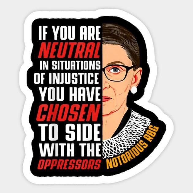 Words to live by. #RuthBaderGinsberg