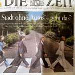 Image for the Tweet beginning: .@DIEZEIT on great form this