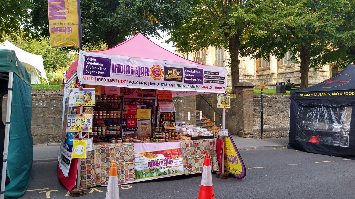 Let's shop safely at #Yeovil this Saturday at #eatyeovil by  @EatFestivals  #taunton #SheptonMallet #Gillingham #frome #dunster #westonsupermare #Wells #Glastonbury #BurnhamOnSea #wiveliscombe #milverton #lewdown #lewtrenchard #burnhamonsea #Keynsham #Bridgwater #Cheddar #Bath https://t.co/5f2mVrRwpu