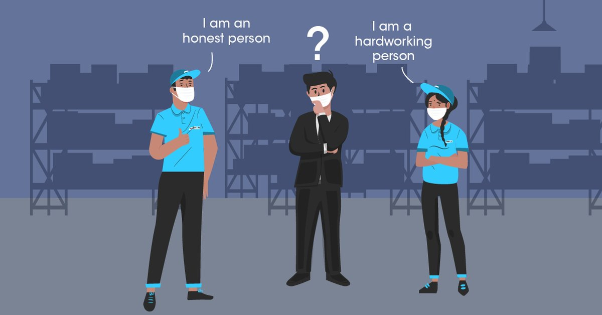 Finding it hard to make a choice while #recruiting the blue-collar #workforce?  Take our #personalitytest specially created for blue collars to help the employers understand the strengths of a new candidate.  To know more write to us at contact@saprootz.com  #bluecollar https://t.co/MyCoshrgsG