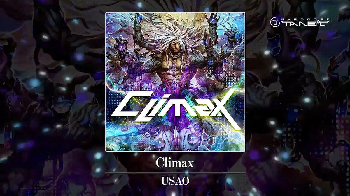 チュウニサントラ発売記念で「USAO - Climax」の公式音源をYouTubeにて公開しました!セガさんのご厚意に感謝しますClimaxが収録されている「CHUNITHM ALL JUSTICE COLLECTION ep. II」はこちらから購入可能です!