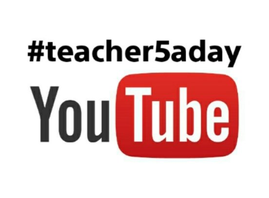 How is your #teacher5aday #pledge #going?  27 teachers vlogged about their ideas here https://t.co/6IDLJYzvI4  The #teacher5aday YouTube Channel is here  https://t.co/pbGxLy5YPI #diarytoolkit https://t.co/SuvzTXrf5a
