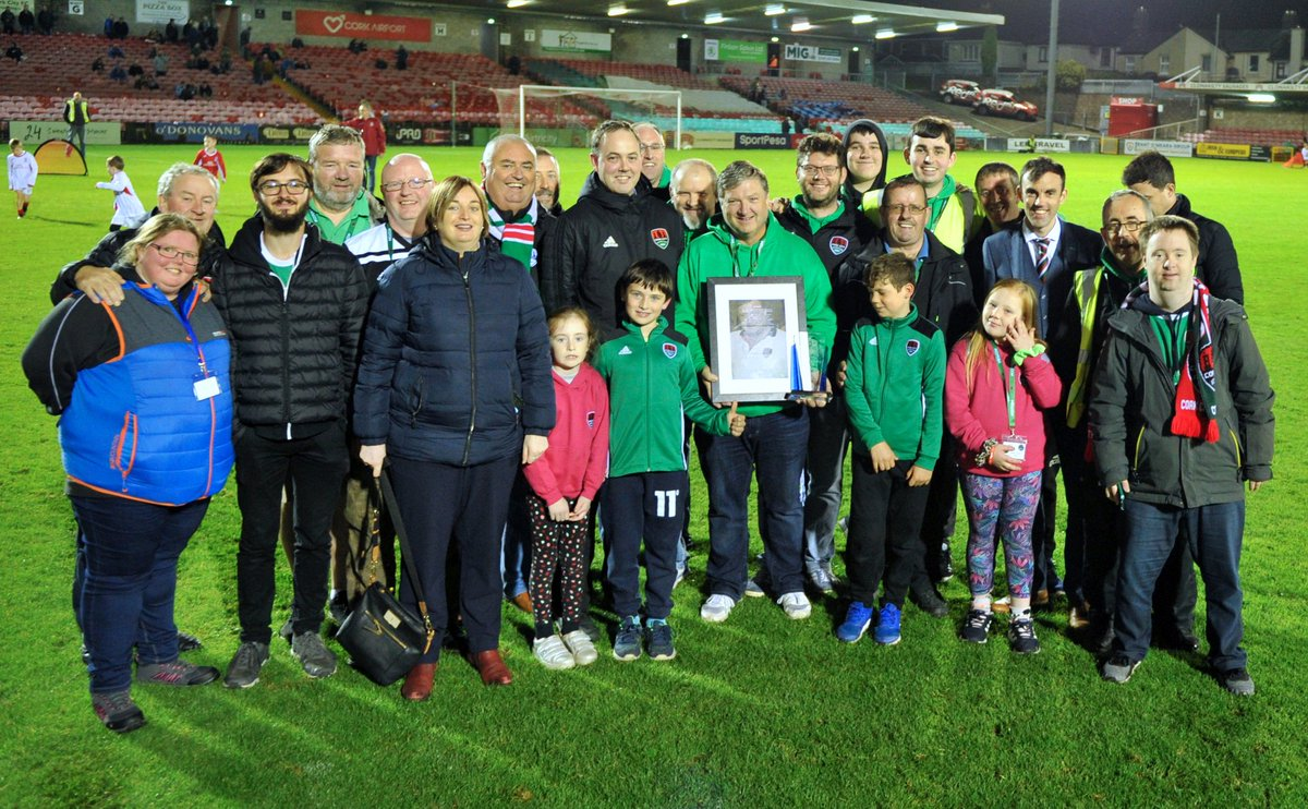Everyone at Cork City Football Club is devastated by the news that John Kennedy has sadly passed away. Our thoughts go out to John's family, and his many friends.  https://t.co/DyjmzFgj0A  #CCFC84 https://t.co/nkrw1wQDgg
