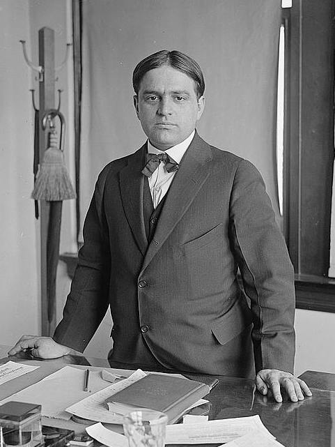 Fiorello La Guardia died on this date September 20 in 1947. Photo credit: Bain News Service. #OTD https://t.co/0kxBQ0gn79
