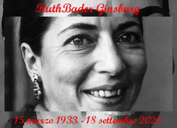 #RuthBaderGinsburg