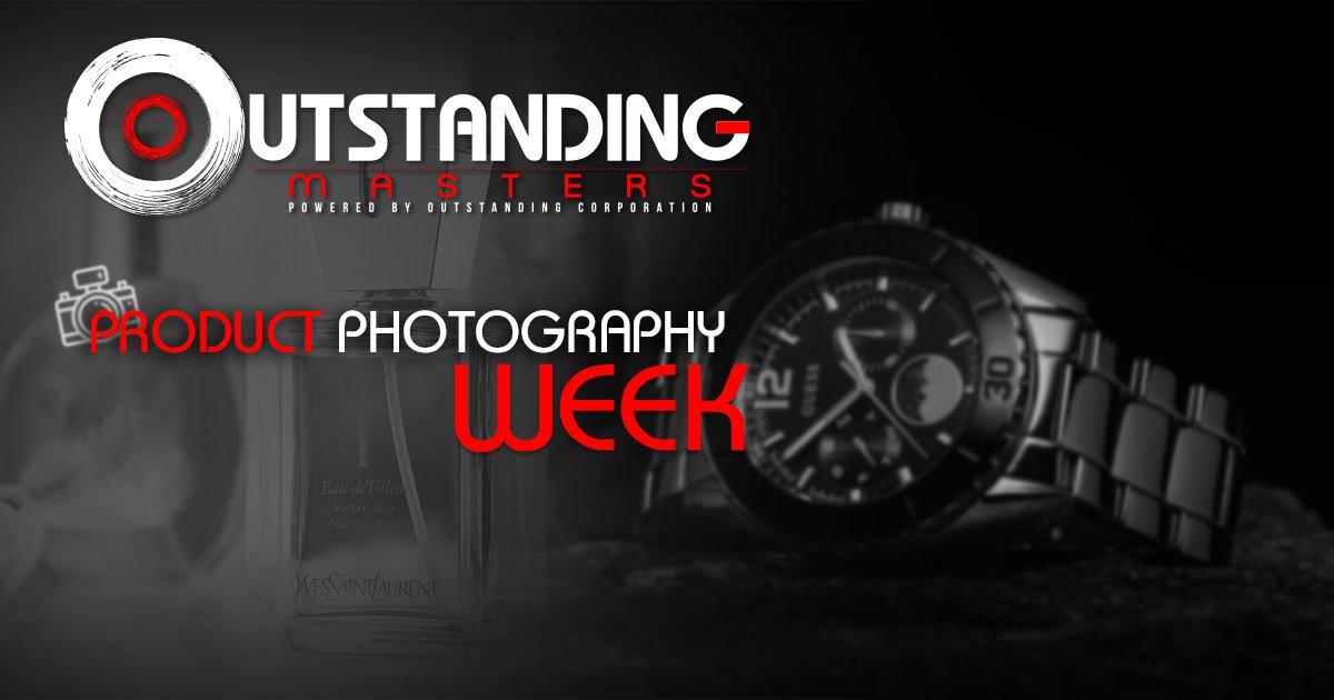 """نقدم لكم موضوع اسبوعنا الجديد😍  Product Photography Week """"أسبوع تصوير المنتجات""""  تابعونا لمعرفة المزيد عن هذا الفن📸    #OutstandingMasters🎓   #OutstandingThursdayLive   #دمتم_مبدعين👍🏻   #دمتم_متميزين👌🏻   #دمتم_Outstanding🏆 https://t.co/uQp3znhcfD"""