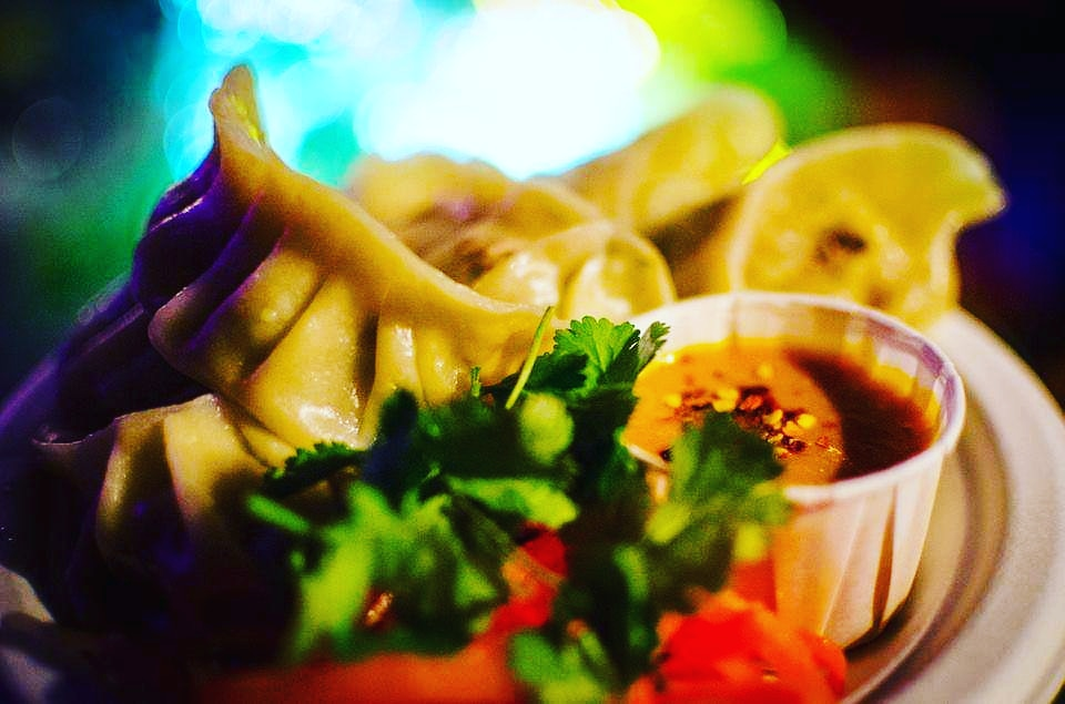 Dumpling takeover! Our kitchen is being taken over today from 3pm by the wonderful Freak Street Café with their homemade momos - Himalayan steamed dumplings.  Available to eat in, or takeaway!  🥟🥟🥟  #momos #handrolled #beerfood #dumplings https://t.co/hSEr7brPhJ