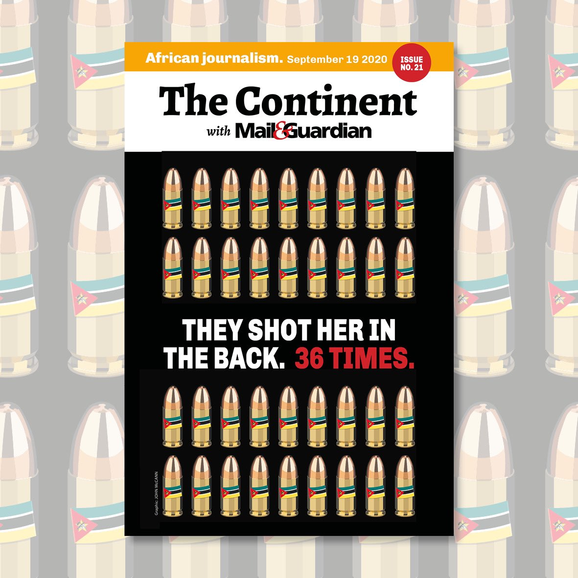 In Issue 21 of @thecontinent_, @luisnhachote reports on a brutal killing in Mozambique. Download this week's edition here: https://t.co/tJG3JjVXsF https://t.co/WgmQfBihuG