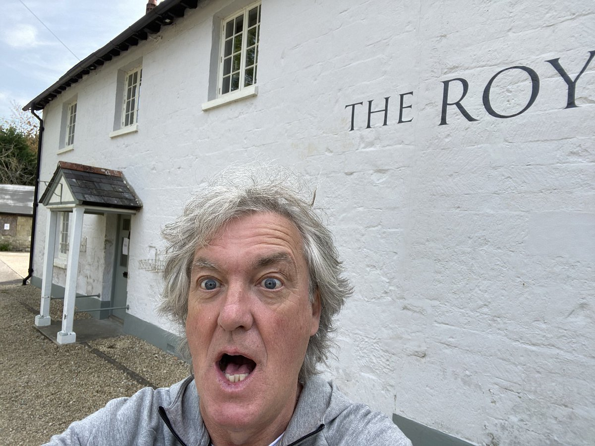 I've just bought half a pub. #TheRoySwallowcliffe