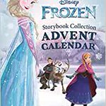 Image for the Tweet beginning: Disney Frozen Storybook Collection Advent