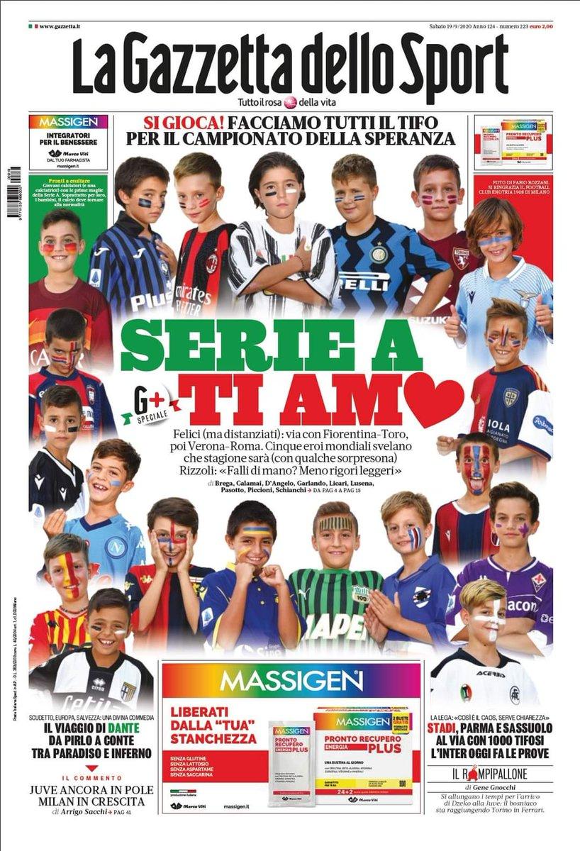 #SerieA