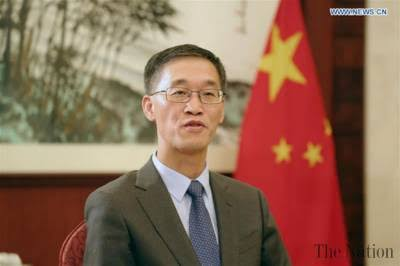 Eight agriculture research centres to be established under #CPEC's new phase, says outgoing Chinese Ambassador Yao Jing  #CPECMakingProgress #PakistanMakingProgress #Pakistan https://t.co/lMmMjxHmEw