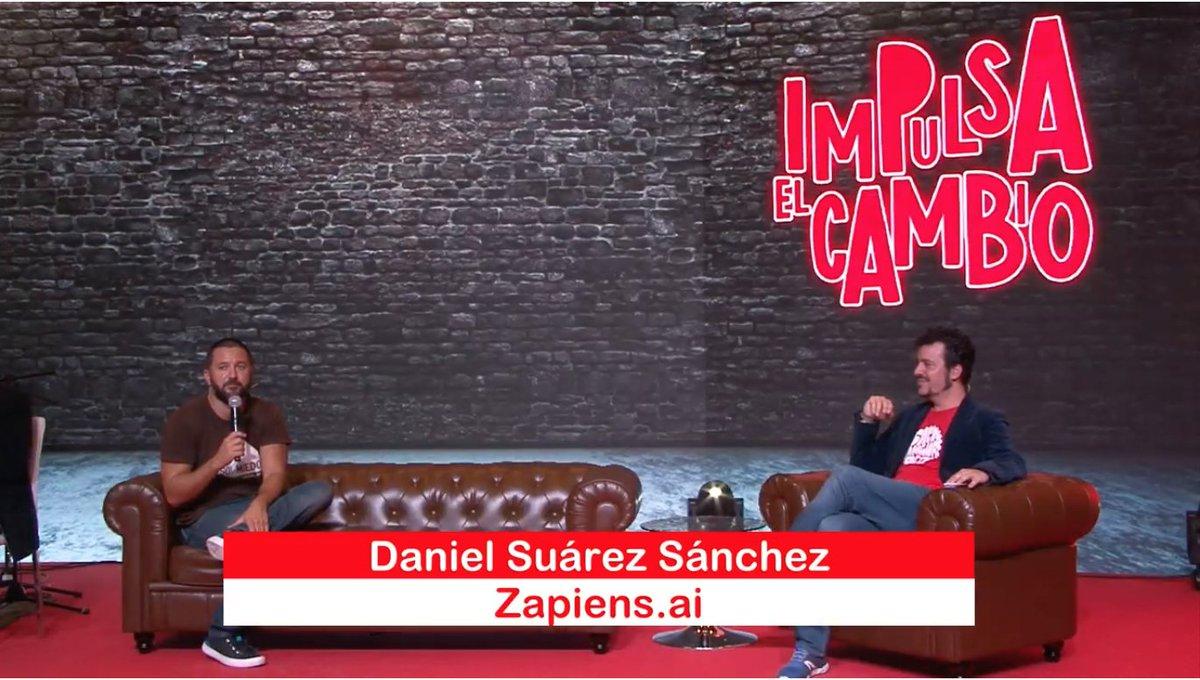 ⛰ ¿Es posible emprender desde el entorno rural?   @DaniZapiens explica que ¡SÍ! 🙌   Gracias @CocaColaCo_es y @almanatura por invitarnos al campus #GIRAJóvenes #ImpulsaElCambio    #Zapiens #H2020 #EmprendimientoRural https://t.co/DduoZO2g8r