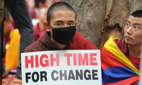 It's high time for the international community to take a real, strong stand against the #humanrights violations #China commits on regular basis in #Tibet. The #CCP which perfected the template for 60 years in Tibet is implementing it in #EastTurkestan and #HongKong. #FreeTibet https://t.co/Gj1FZNrquf