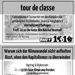 Image for the Tweet beginning: Diese Woche #Dresden Vortrag, Demo,