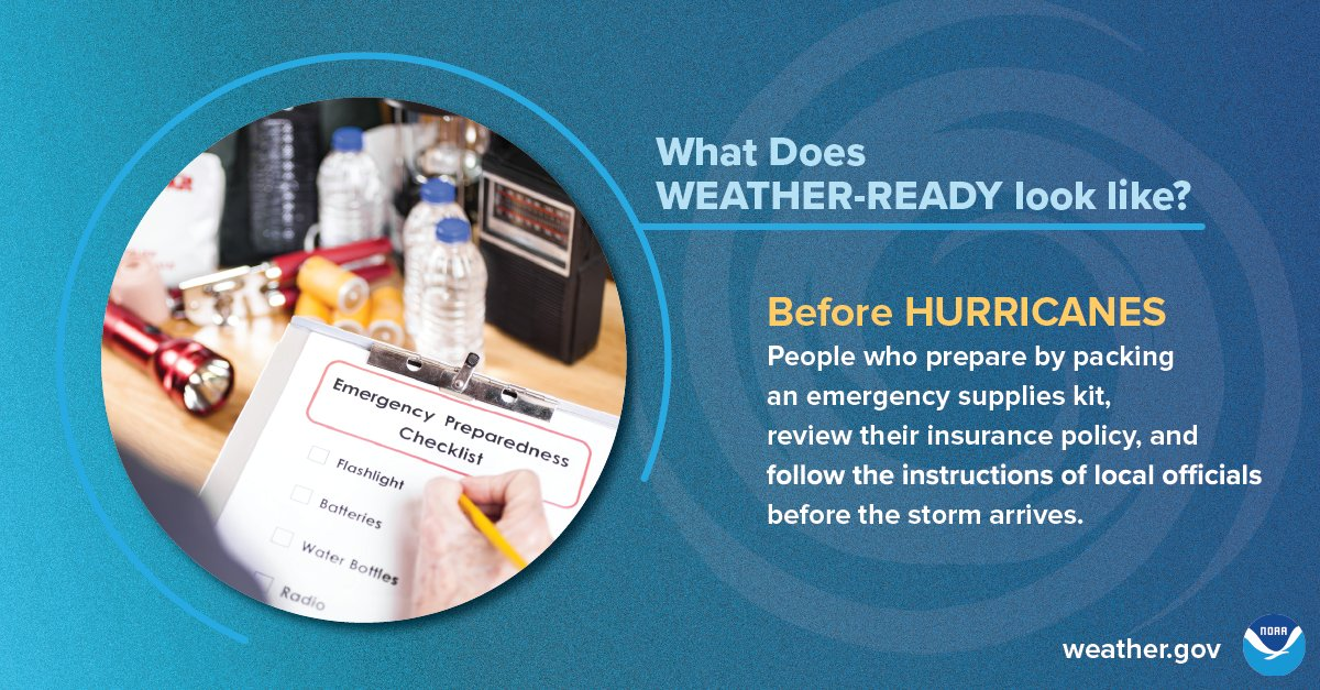 Life-threatening storm surge and hurricane-force winds are possible along the Texas coast early next week. Storm Surge and Hurricane Watches are in effect, and residents in these areas should ensure they have a hurricane plan in place and follow advice given by local officials.