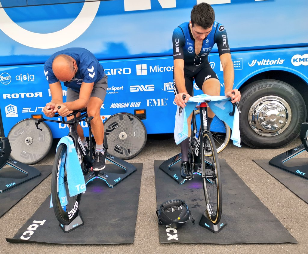 🇨🇵 #TDF2020  It's ITT day today @LeTour.  1st up for us will be @MaxWalscheid. https://t.co/PVgoOTWM8U