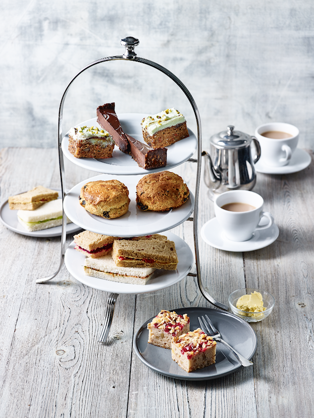 You asked, we listened!  Here it is… Our NEW Vegan Afternoon Tea. Get stuck into miniature vegan cakes, finger sandwiches and freshly baked, diary free scones. You can thank us later. 😊   Find your nearest patisserie: https://t.co/dM9XChJnPb https://t.co/6dJxIjigxI