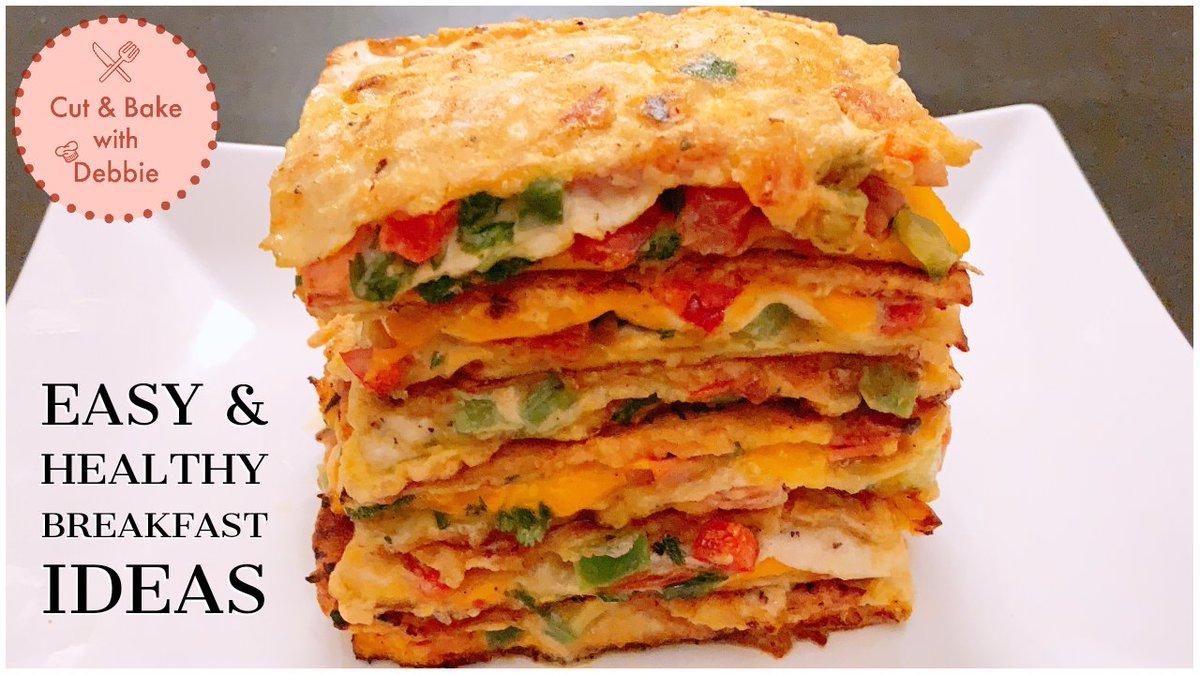 💓💓💓Easy & Healthy Breakfast Ideas https://t.co/HZoEC3FRut  #breakfast #recipes #recipe #RecipeOfTheDay #recipeideas #Foodie #foodblogger #baking #cook #brunch #HealthyFood #HealthyEating https://t.co/KiXvaY8asm