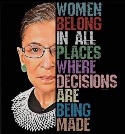 #Women #belong in all #places https://t.co/1kYoyhgemF